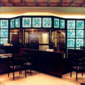 National Trust Vault Screen (now Scotiabank)