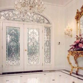 Bevelled Victorian Entrance