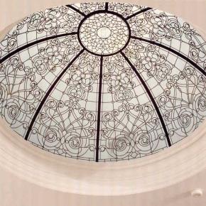 Full Radius Victorian Dome
