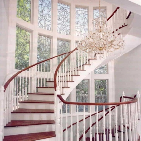 Bevelled Victorian Staircase Panels